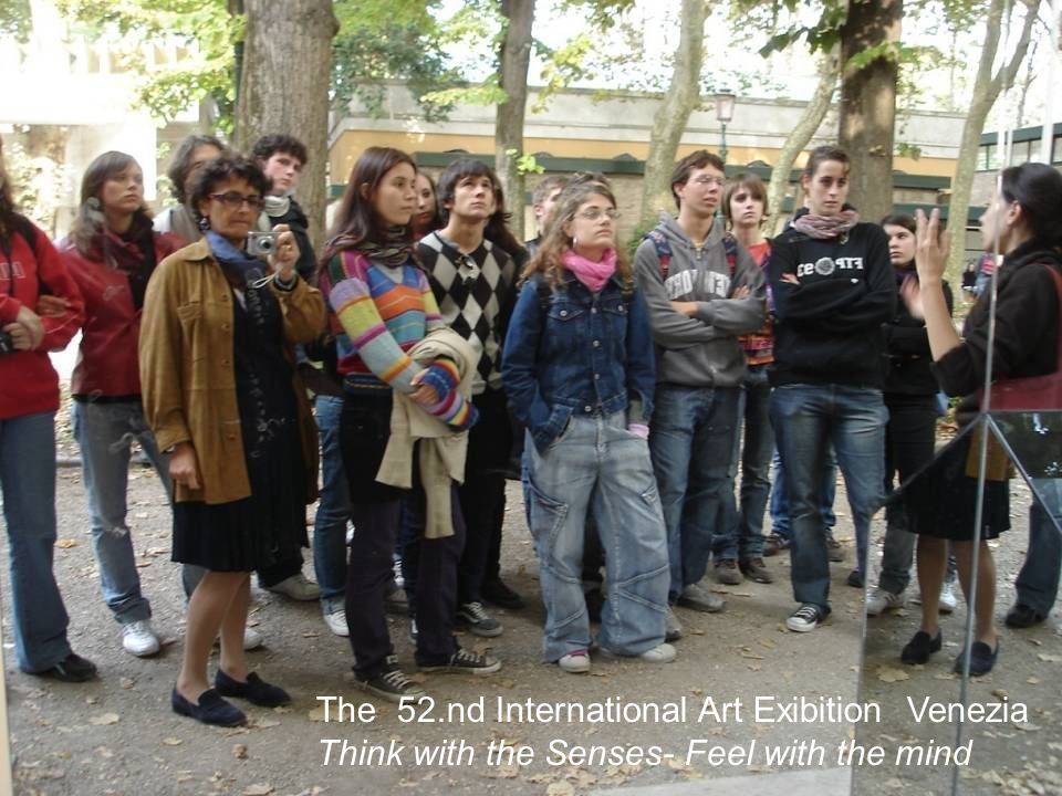 The 52.nd International Art Exibition Venezia