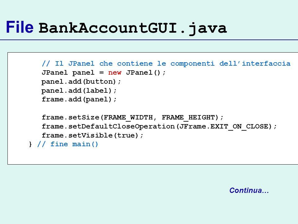 File BankAccountGUI.java
