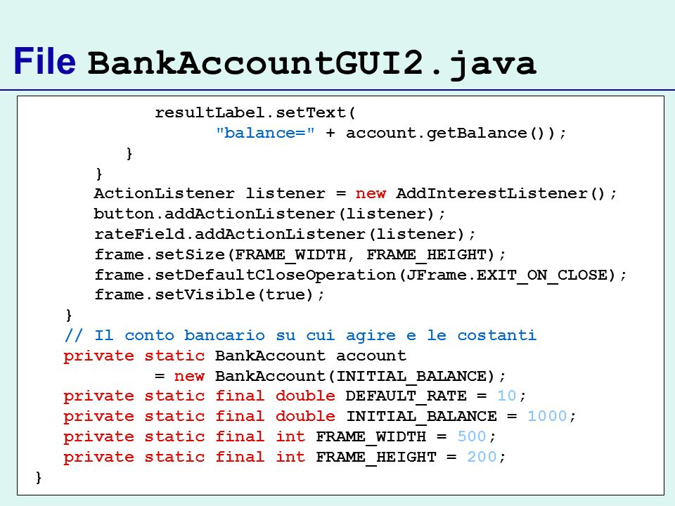 File BankAccountGUI2.java