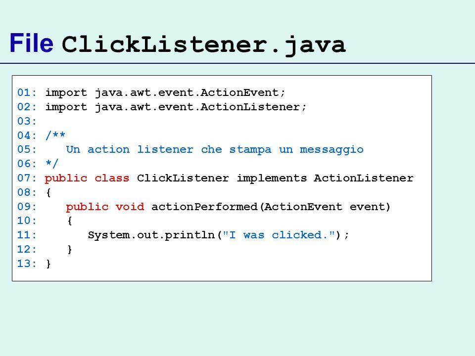 File ClickListener.java