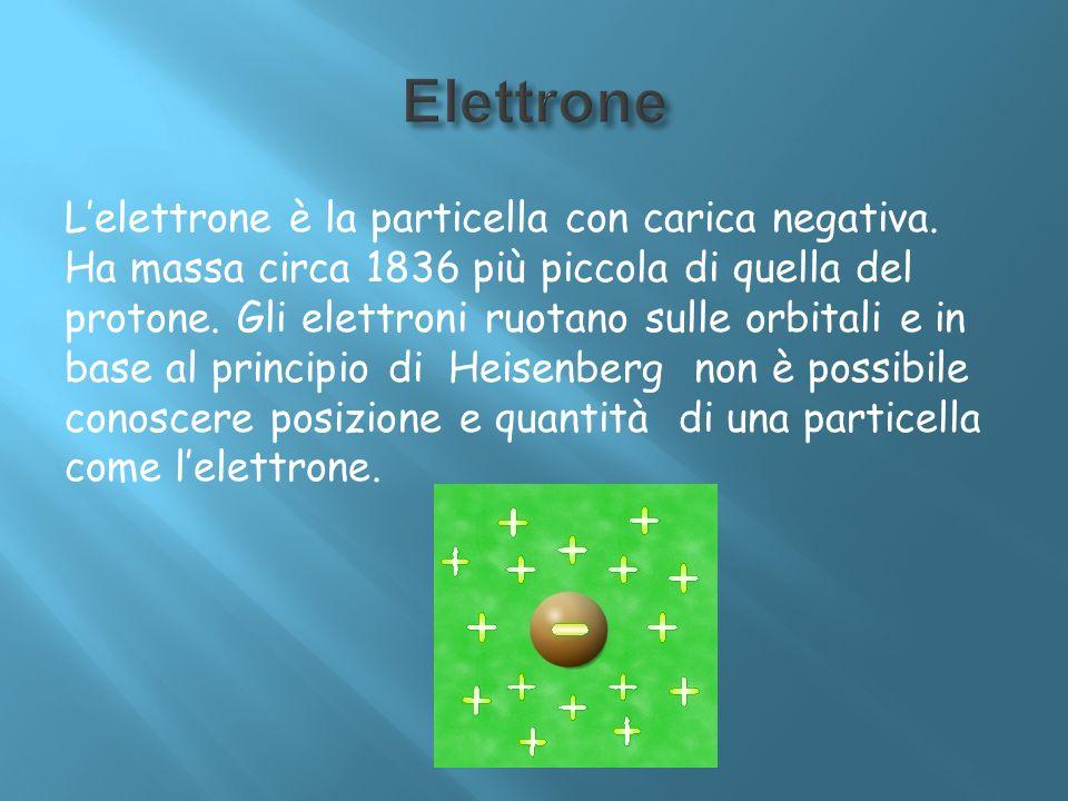 Elettrone