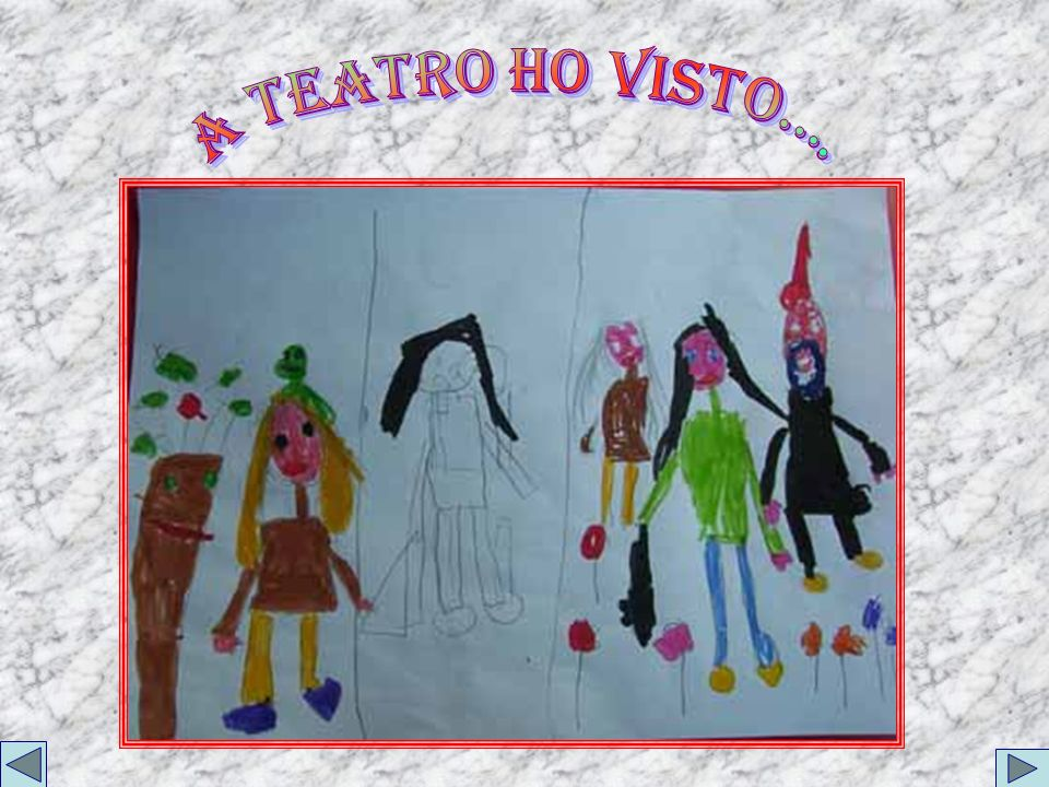 A TEATRO HO VISTO....