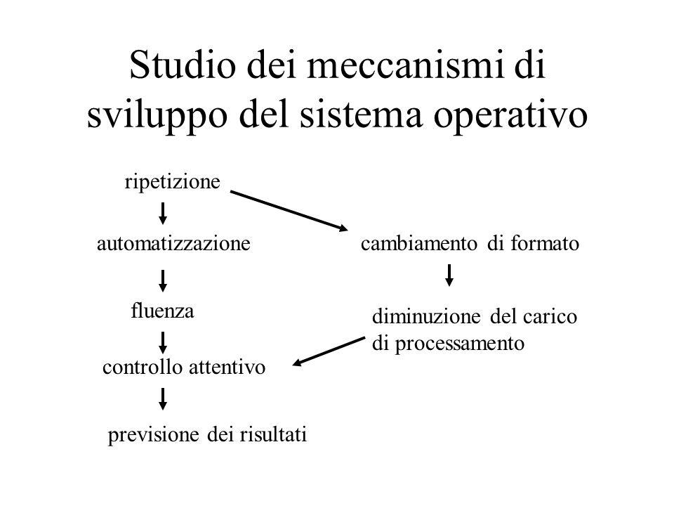 Studio dei meccanismi di sviluppo del sistema operativo