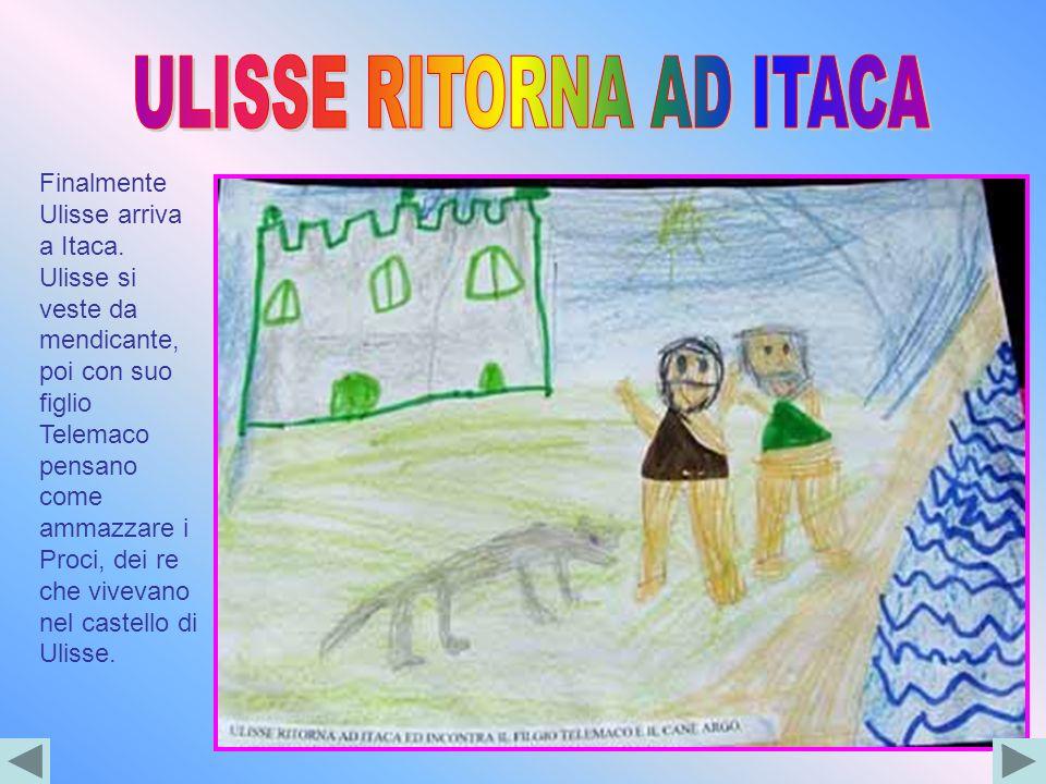 ULISSE RITORNA AD ITACA