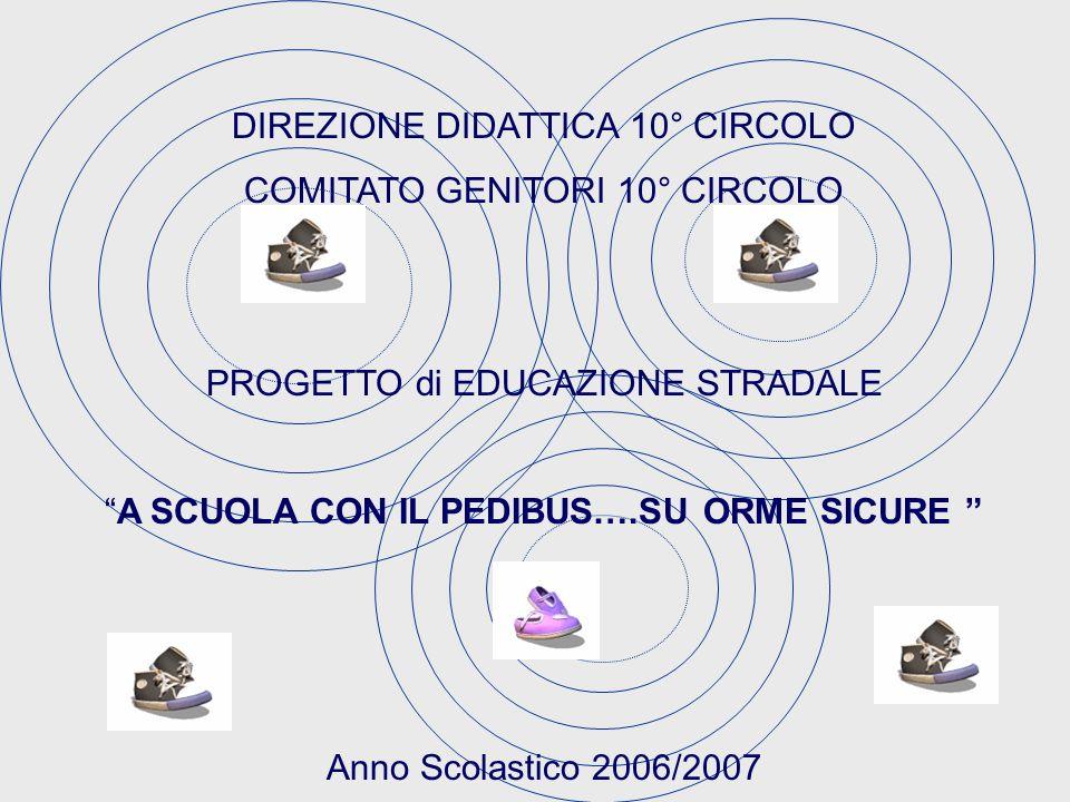 DIREZIONE DIDATTICA 10° CIRCOLO COMITATO GENITORI 10° CIRCOLO