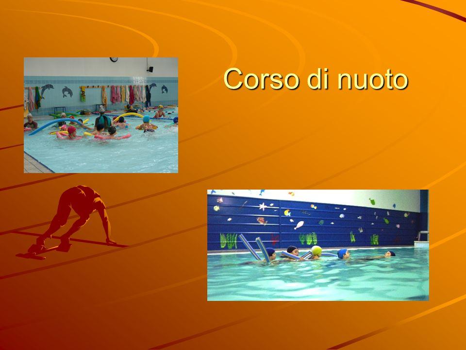 Corso di nuoto