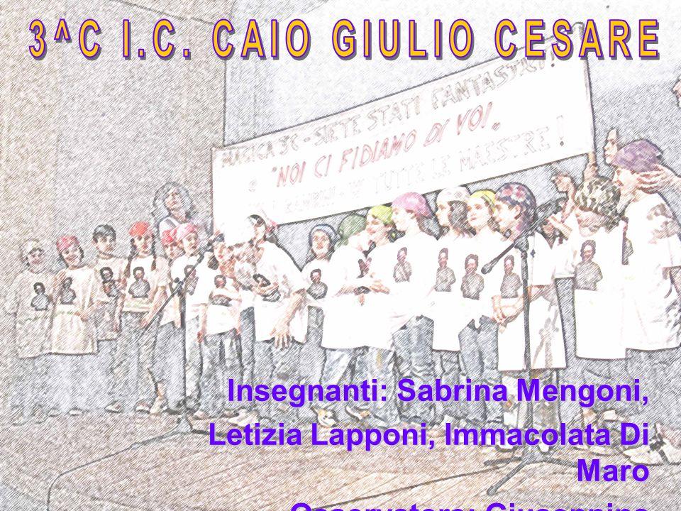 3^C I.C. CAIO GIULIO CESARE