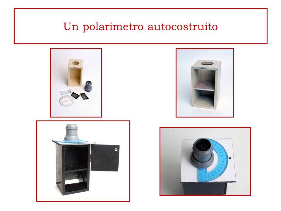Un polarimetro autocostruito