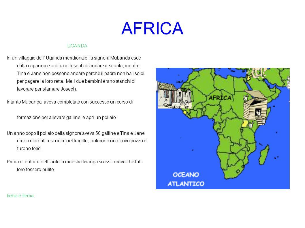 AFRICA UGANDA.