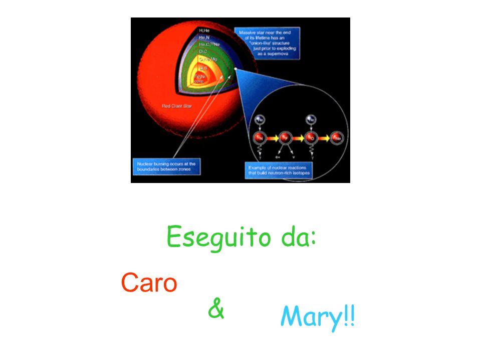 Eseguito da: Caro & Mary!!