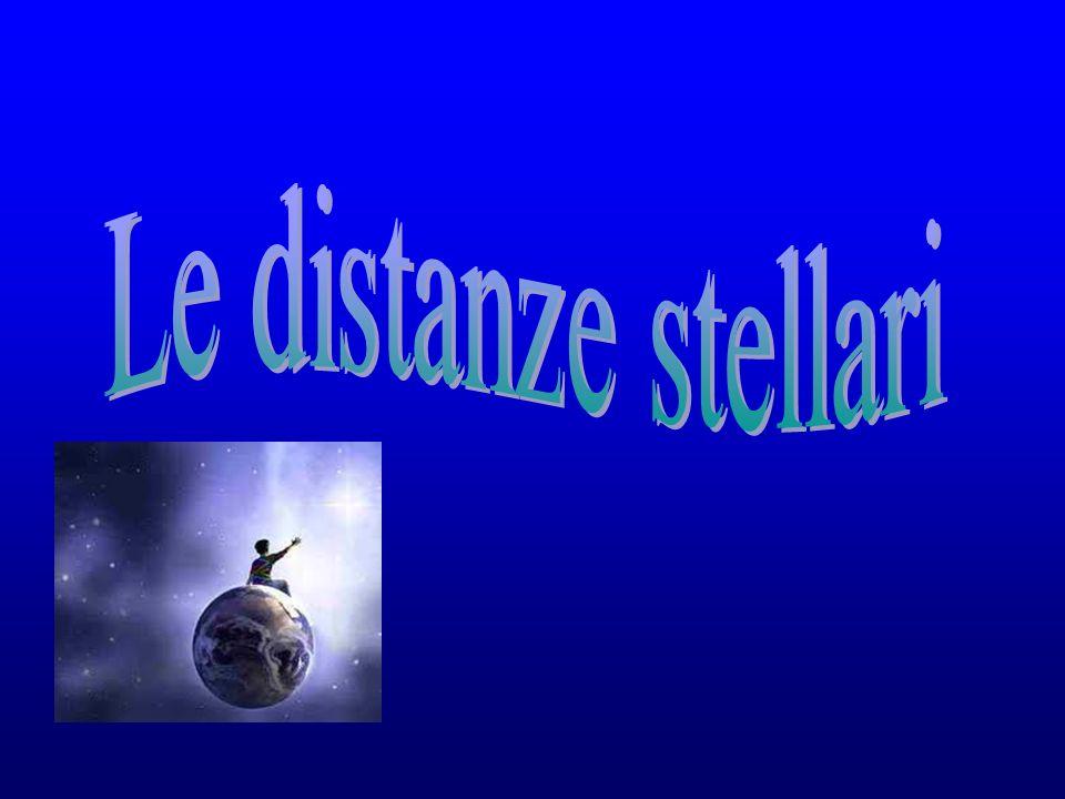 Le distanze stellari
