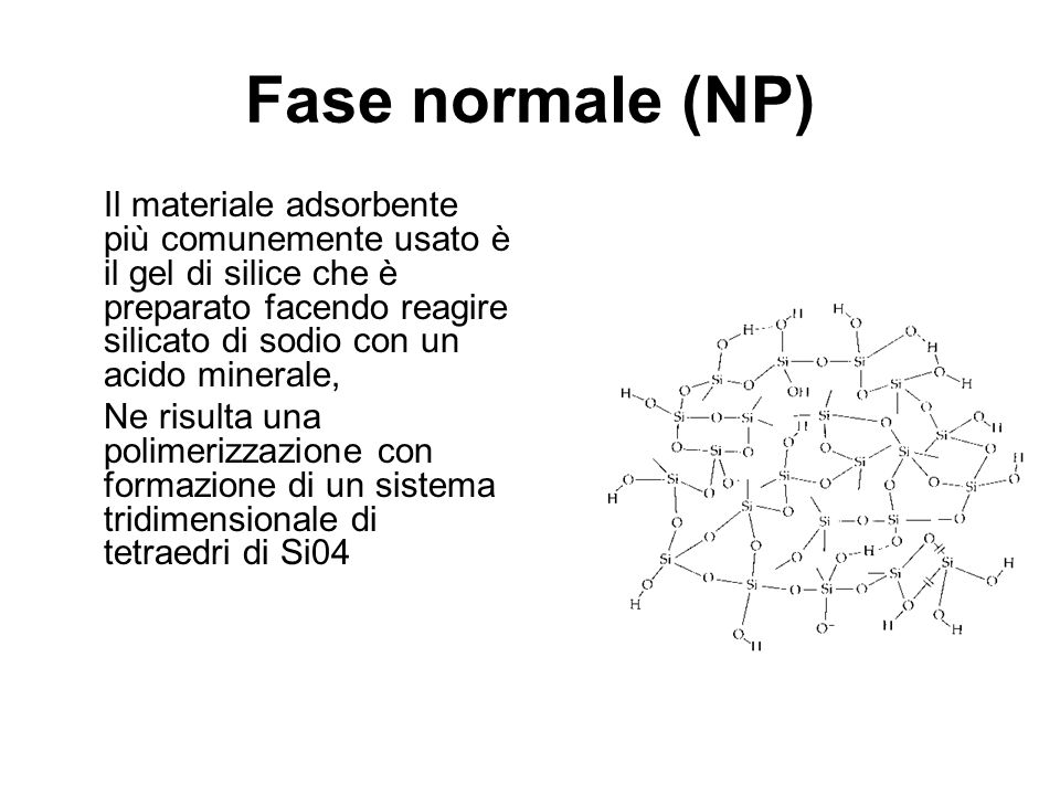 Fase normale (NP)