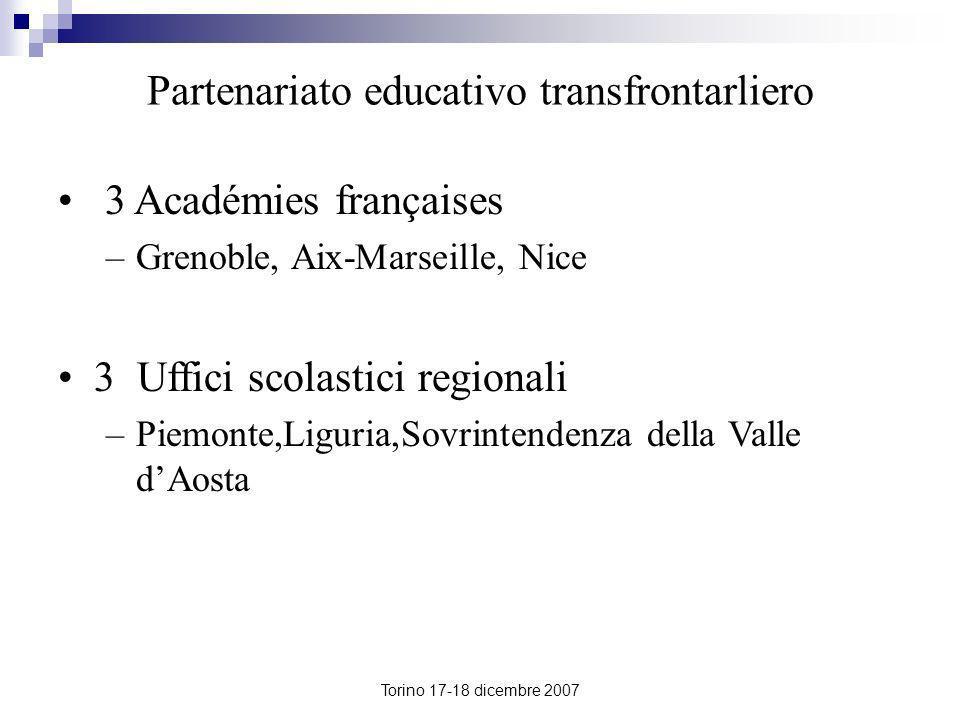 Partenariato educativo transfrontarliero