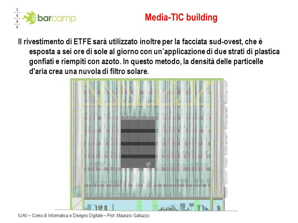 Media-TIC building