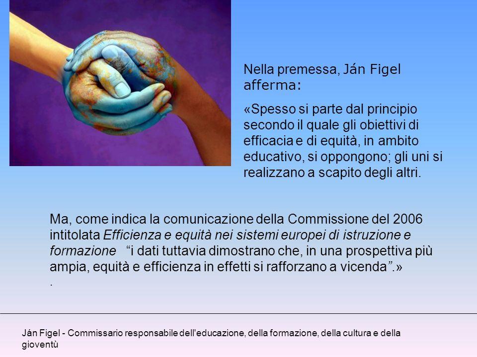 Nella premessa, Ján Figel afferma: