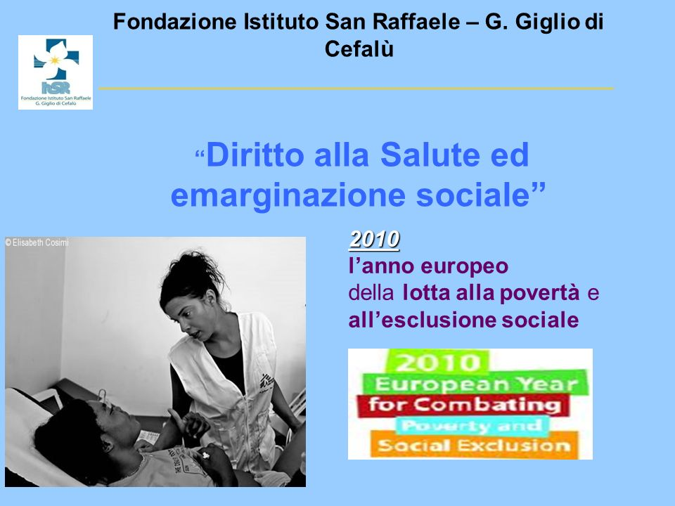 Fondazione Istituto San Raffaele – G