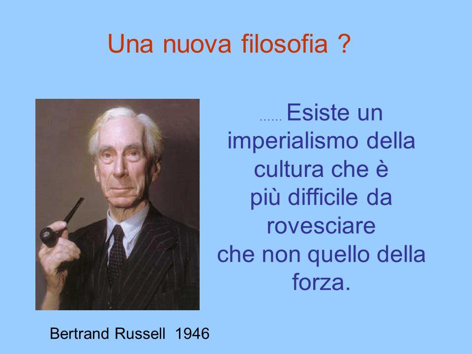 Una nuova filosofia Bertrand Russell 1946