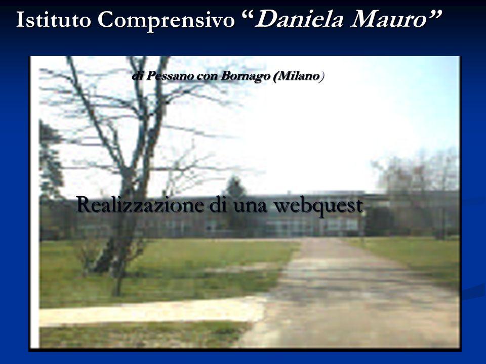 Istituto Comprensivo Daniela Mauro di Pessano con Bornago (Milano)