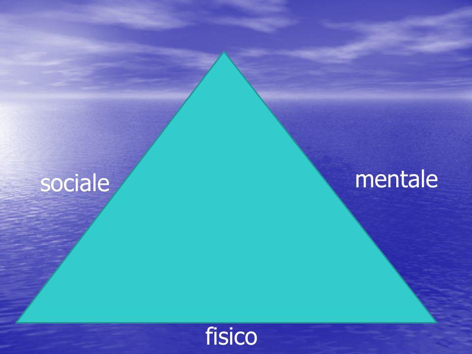 mentale sociale fisico