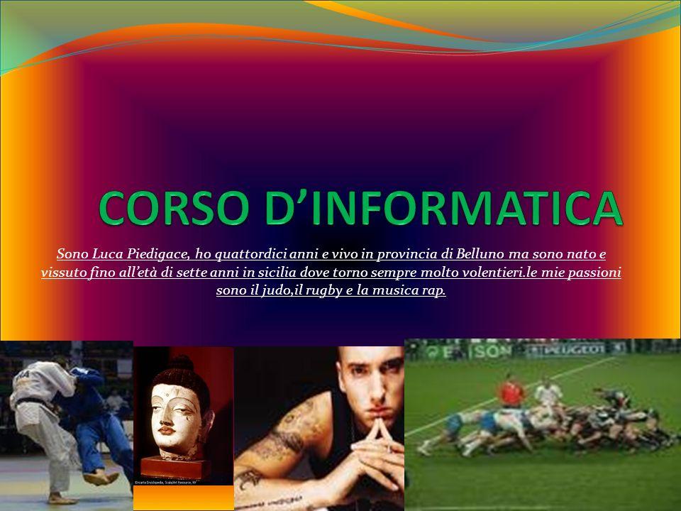 CORSO D'INFORMATICA