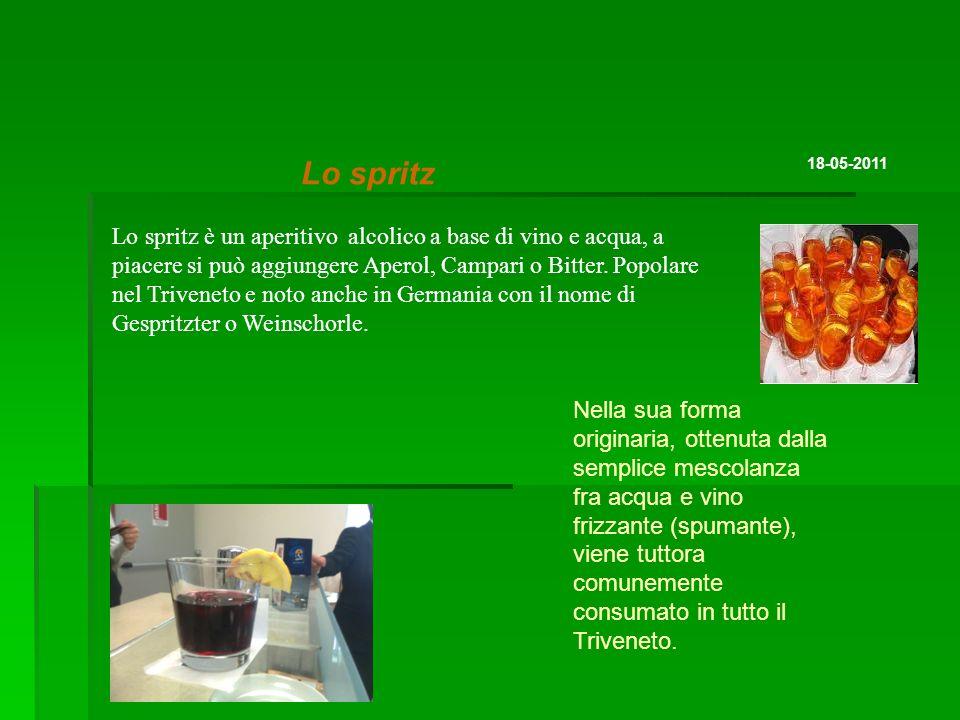 Lo spritz 18-05-2011.