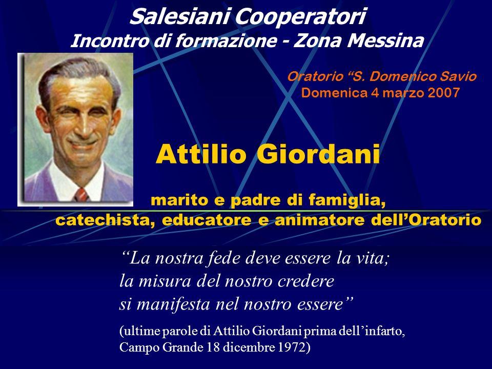 Oratorio S. Domenico Savio Domenica 4 marzo 2007