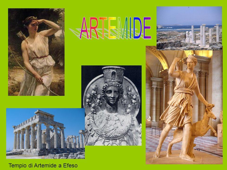 ARTEMIDE Tempio di Artemide a Efeso