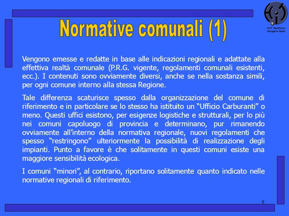 Normative comunali (1)