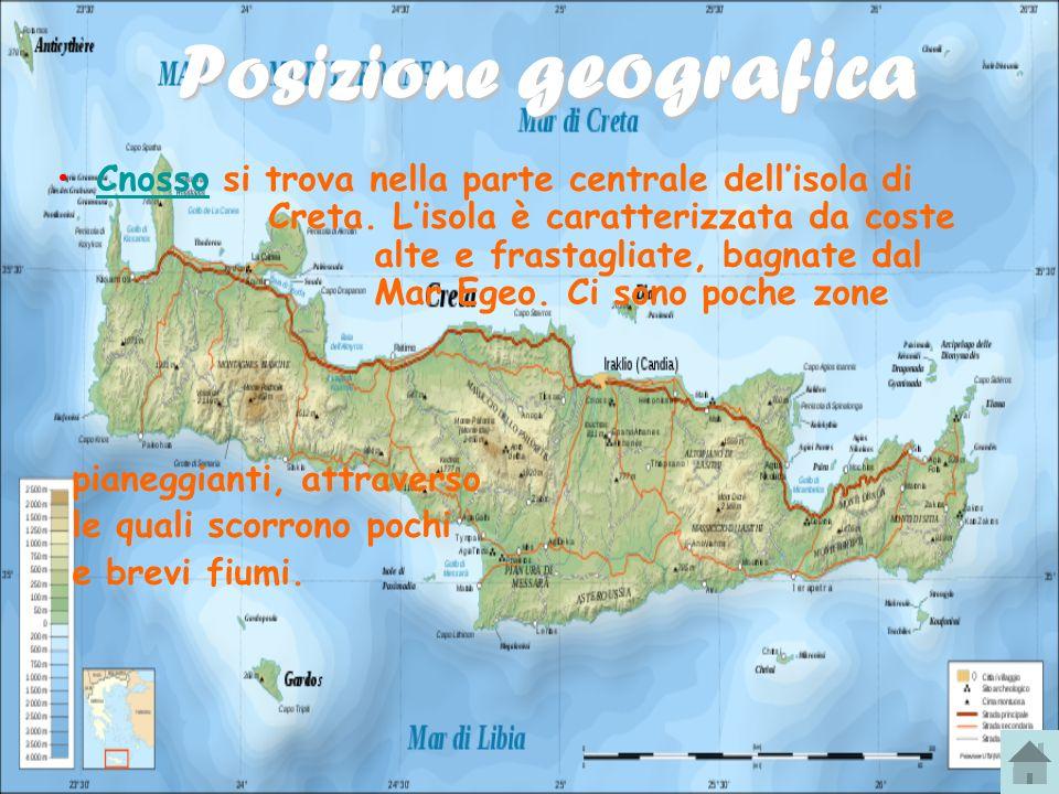 Posizione geografica