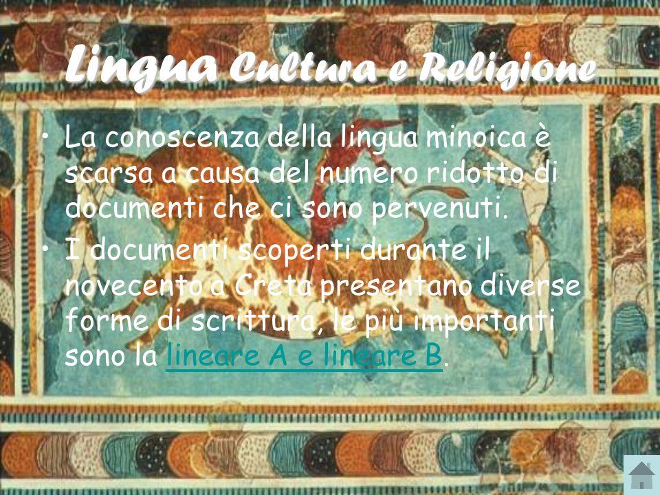Lingua Cultura e Religione