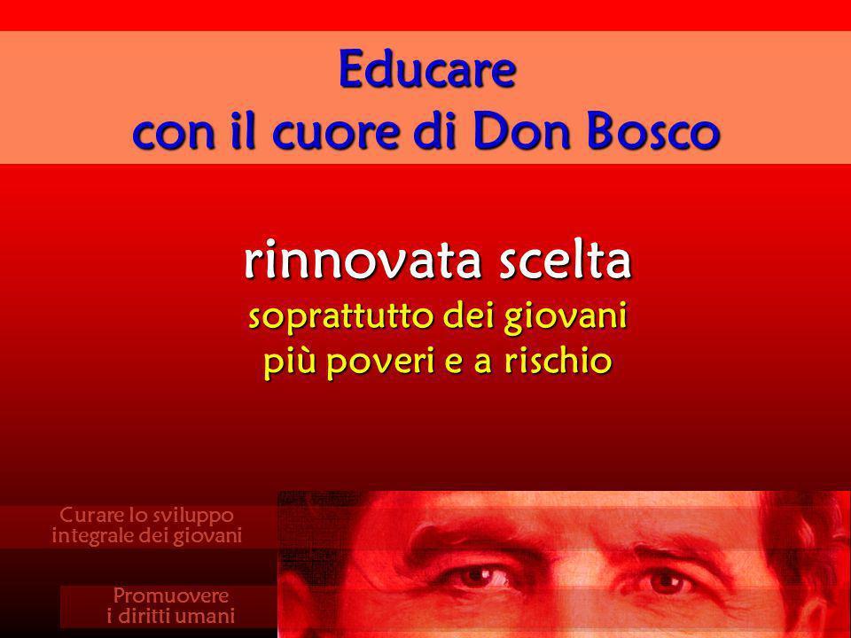 con il cuore di Don Bosco soprattutto dei giovani