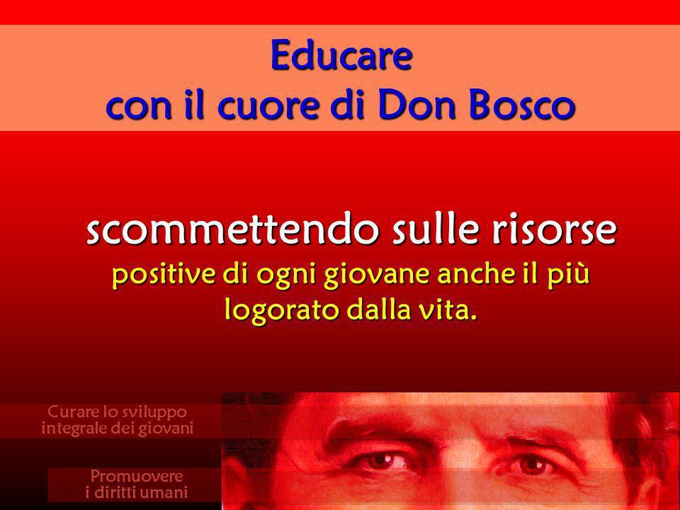 con il cuore di Don Bosco