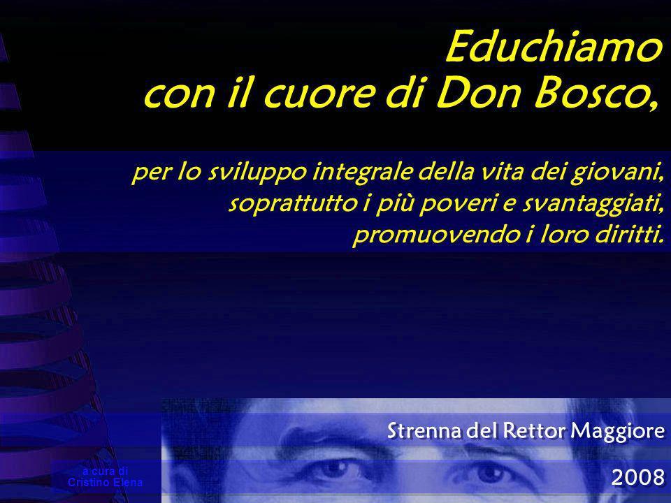 Educhiamo con il cuore di Don Bosco,