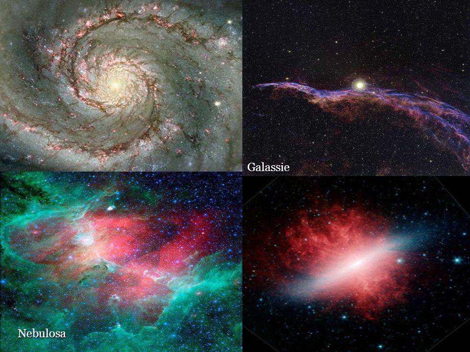 Nebulose, protostelle e stelle