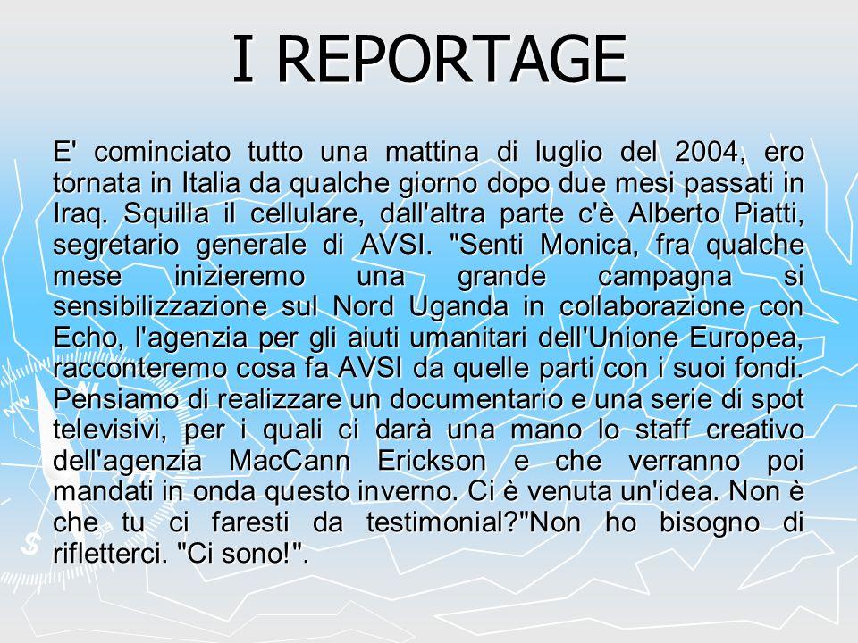 I REPORTAGE