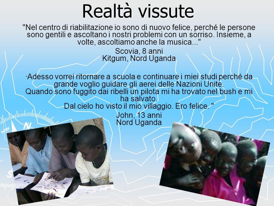 Scovia, 8 anni Kitgum, Nord Uganda