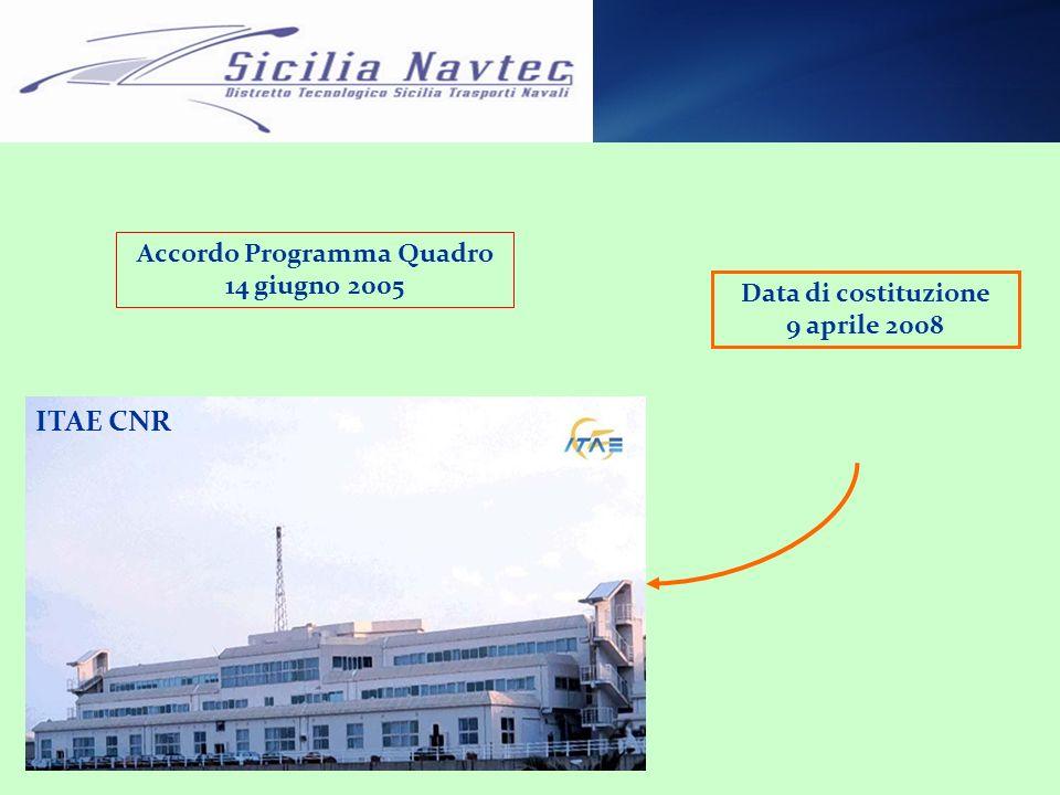 Accordo Programma Quadro