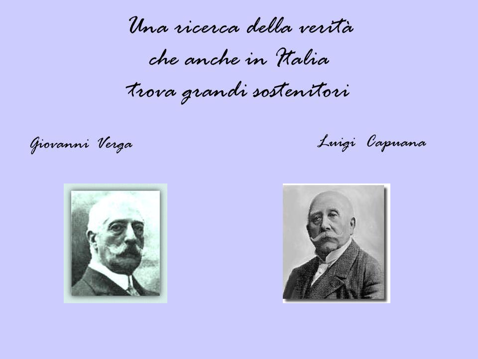 Una ricerca della verità che anche in Italia trova grandi sostenitori