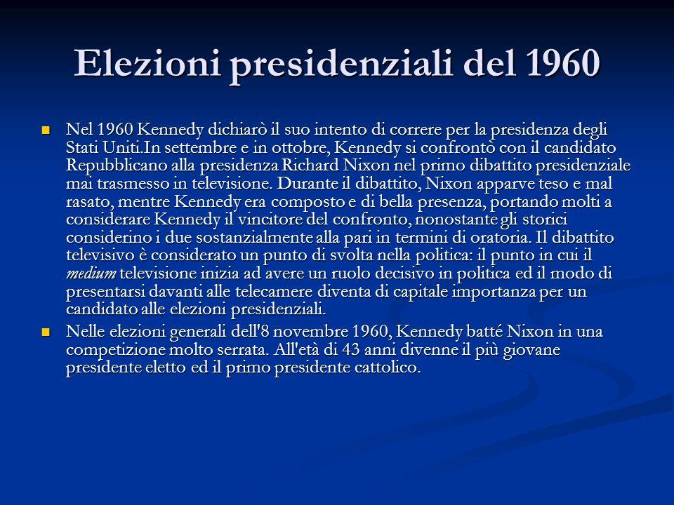 Elezioni presidenziali del 1960