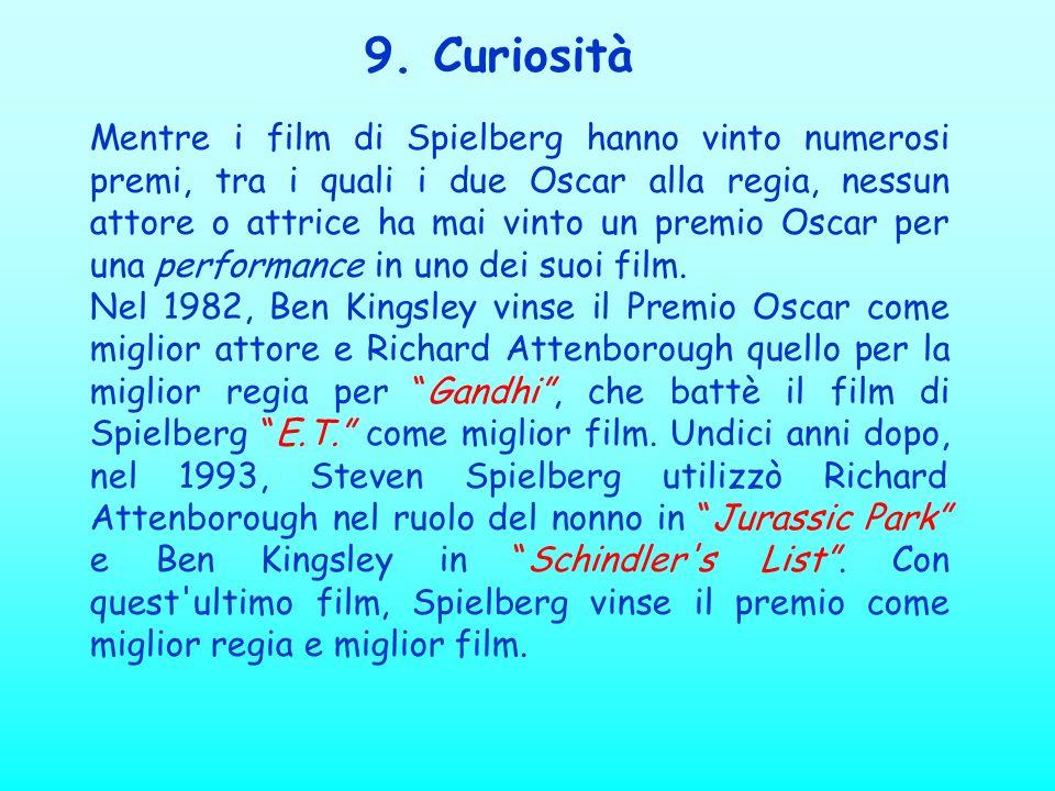 9. Curiosità