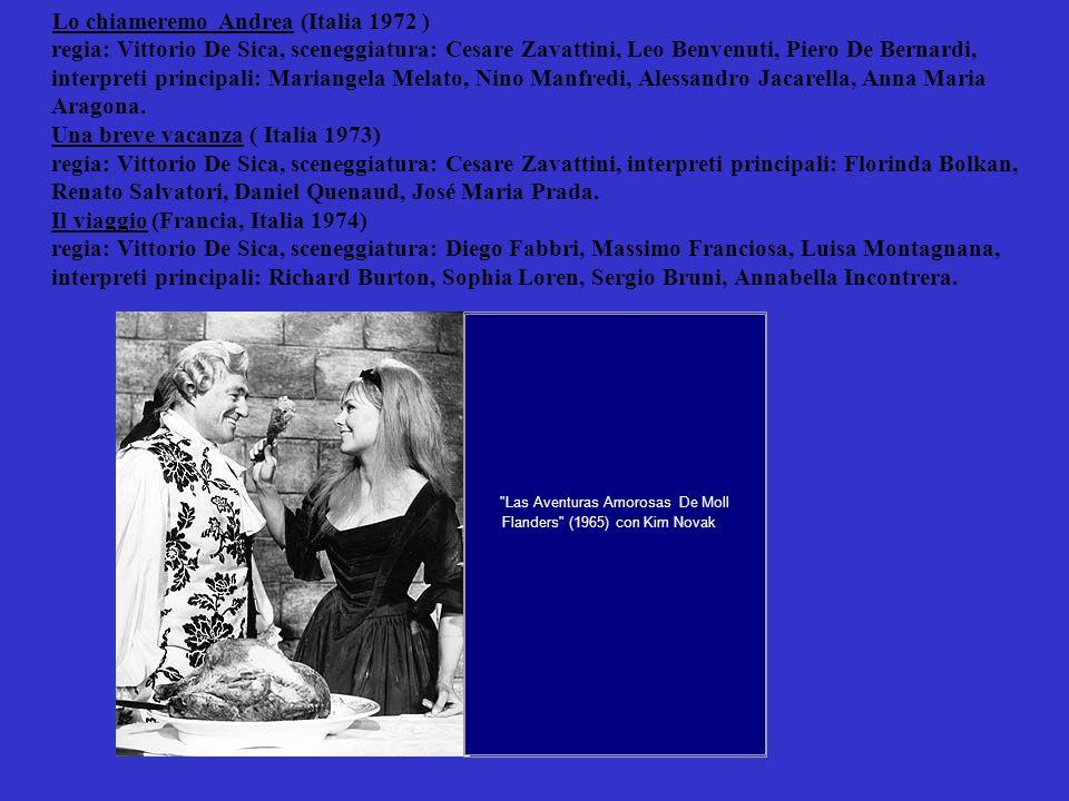 Las Aventuras Amorosas De Moll Flanders (1965) con Kim Novak