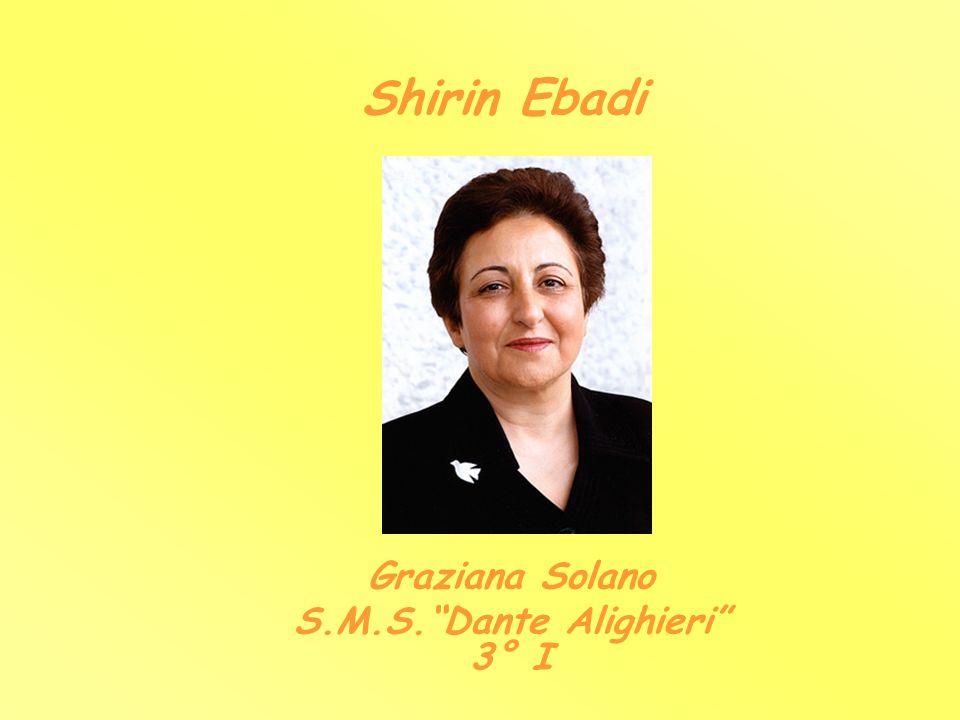 Graziana Solano S.M.S. Dante Alighieri 3° I