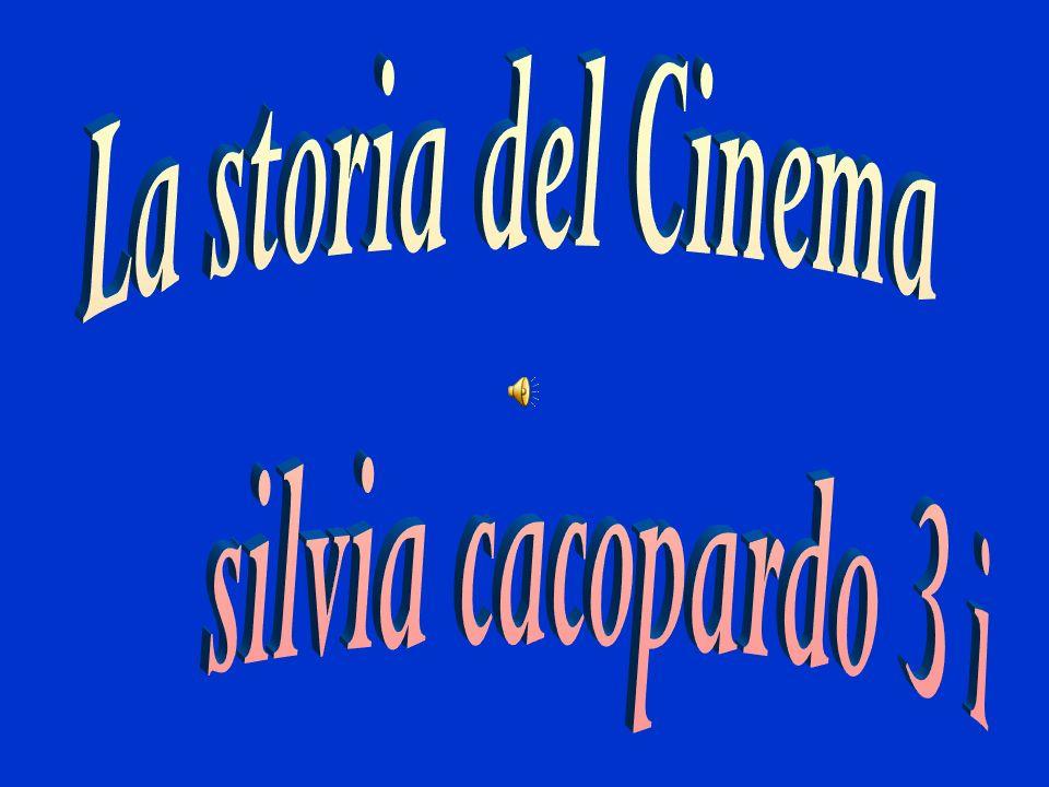 La storia del Cinema silvia cacopardo 3 i
