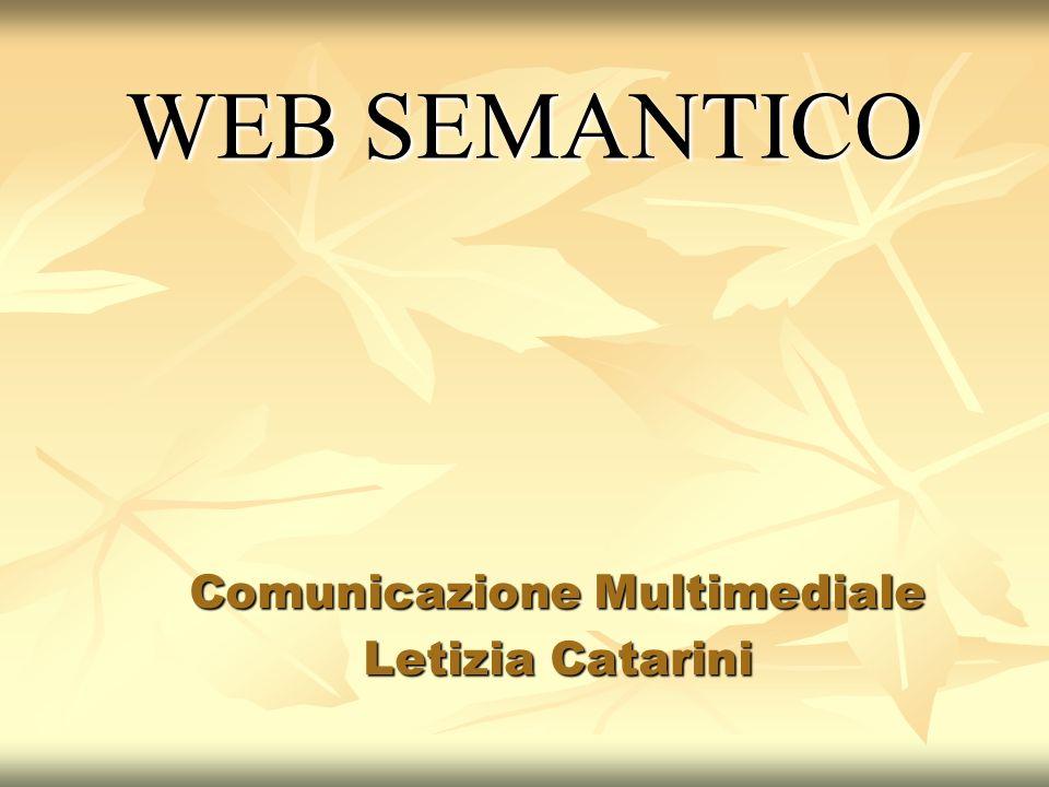 Comunicazione Multimediale Letizia Catarini