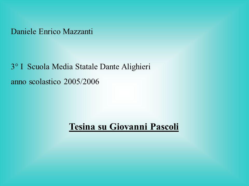 Daniele Enrico Mazzanti
