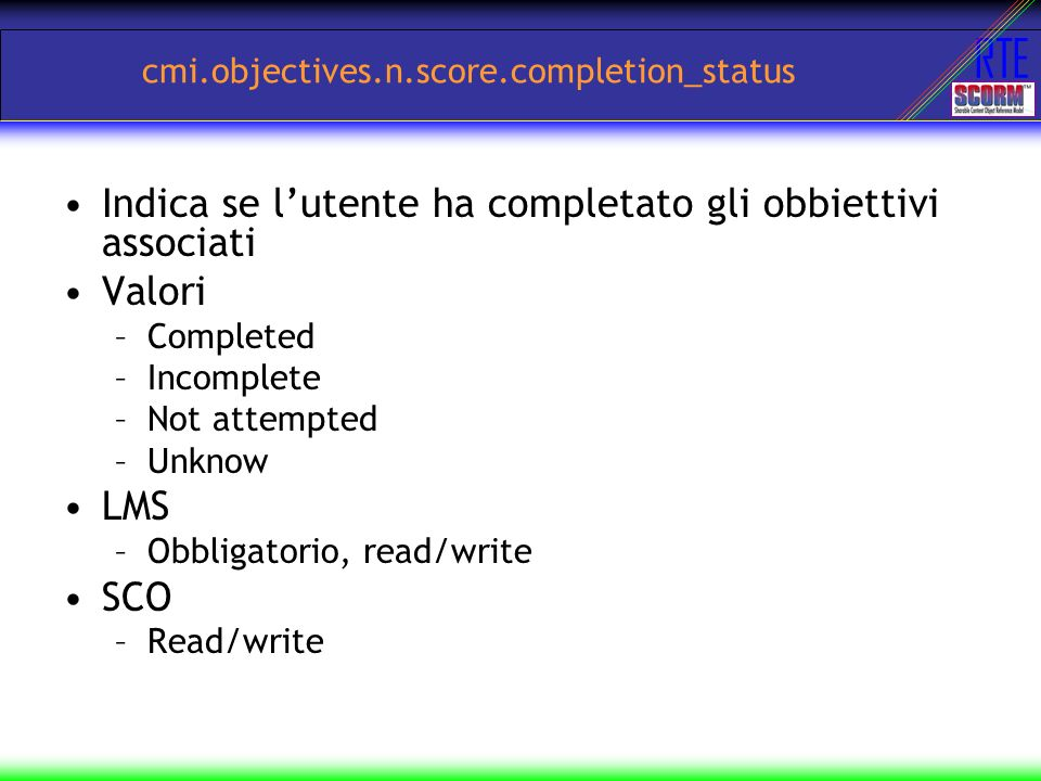 cmi.objectives.n.score.completion_status