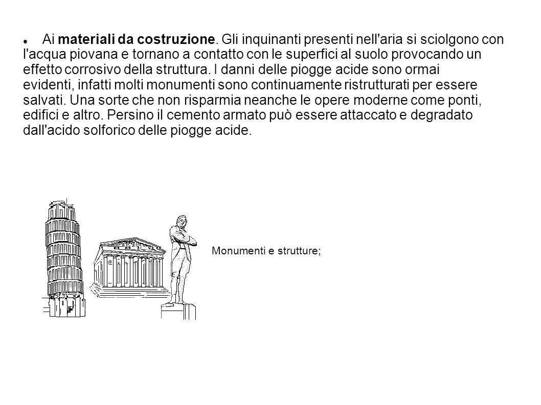 Monumenti e strutture;