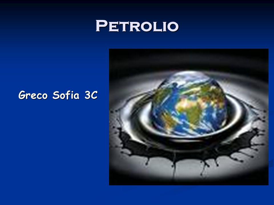 Petrolio Greco Sofia 3C