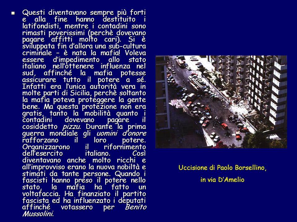 Uccisione di Paolo Borsellino,