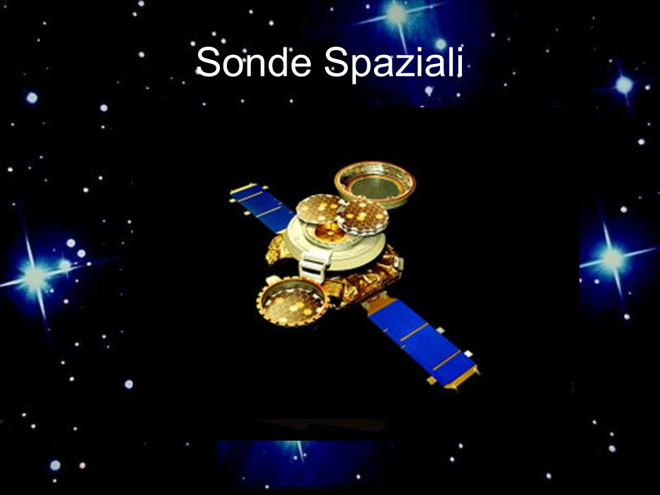 Sonde Spaziali